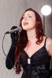 Sängerin Ilene